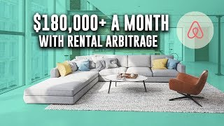 Gambar cover How I Make $180,000 Part Time Through Airbnb Rental Arbitage