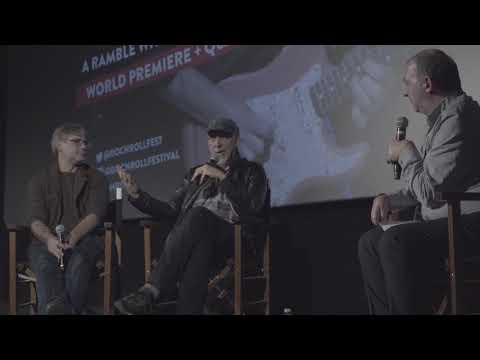 Doc'n Roll Festival 2017  A winding Road  A Ramble with Richard Thompson Q&A