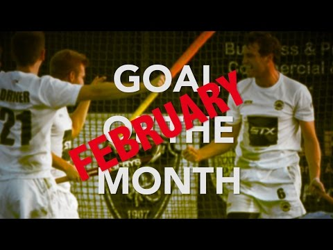 Men's Goal of the Month Competition - February