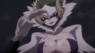 Fairy  Tail  AMV -  Erza vs Kyouka  - Papercut