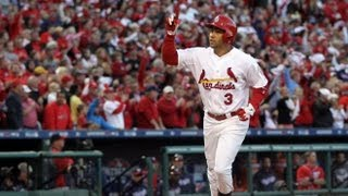 St. Louis Cardinals Postseason 2012