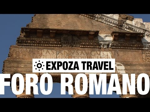 Foro Romano Vacation Travel Video Guide