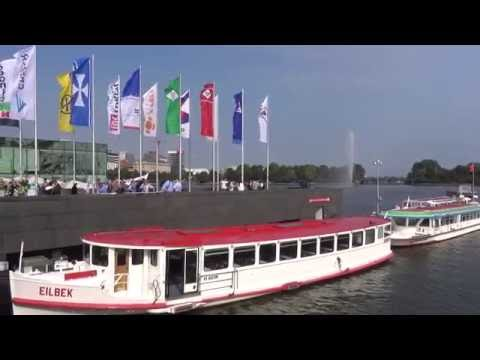 InterCity Hotel Hamburg Dammtor - Messe Review September 2016