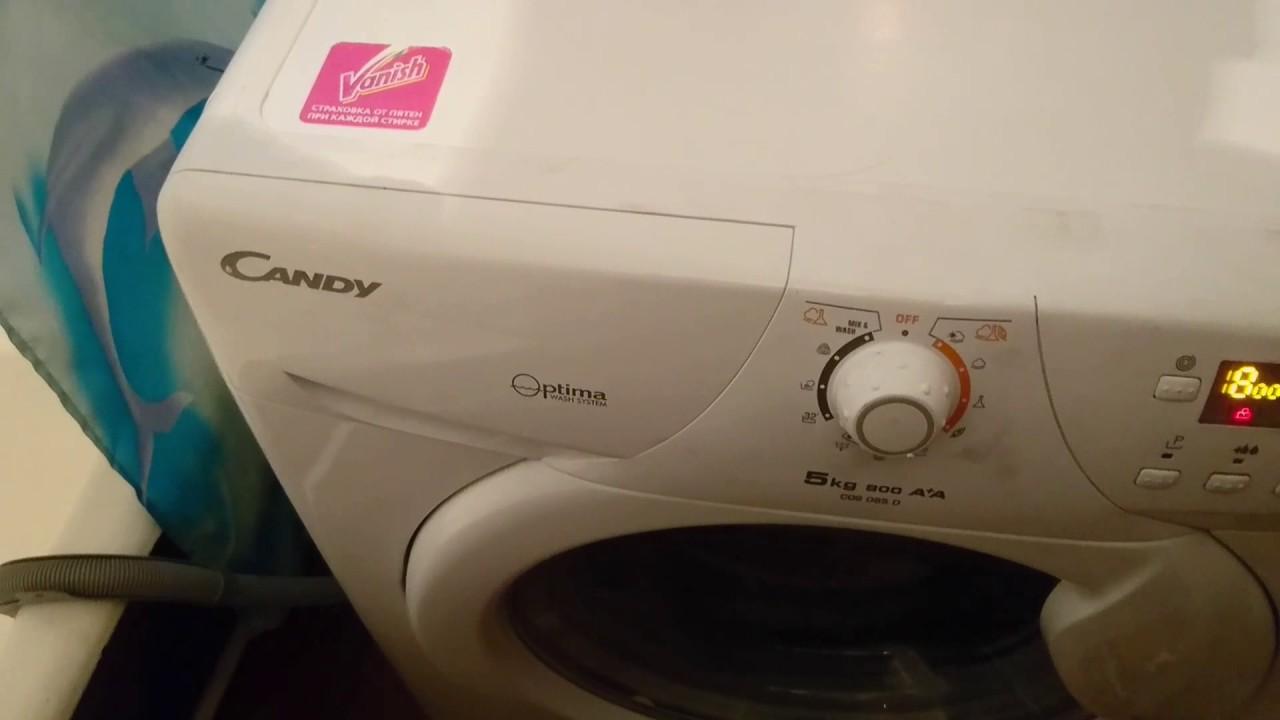 Ремонт стиральных машин канди своими руками замена подшипника 728