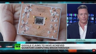 Race for quantum computer is 'all about money' – Ben Swann