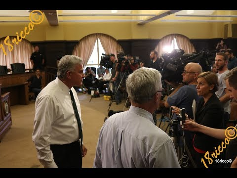Full Press conference with County District Attorney Stephen Zappala