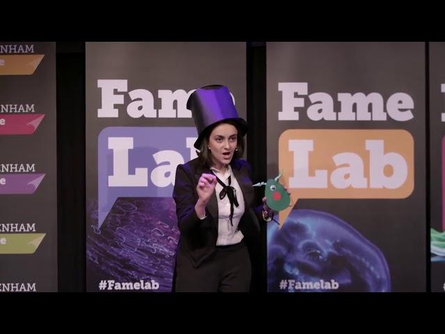 Famelab 2017 International Semi final 3