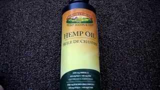 Review Manitoba Harvest Hemp Oil Foods Hemp Seed GLA ALA omega 3 6 EFA Essential Fatty Acids