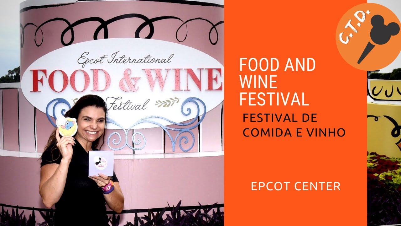 Festival de comida e vinho de EPCOT - Food and Wine Festival