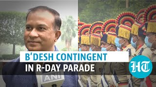 Republic Day 2021: Bangladesh Armed Forces contingent to participate in parade