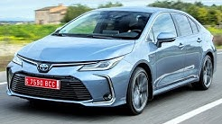 Toyota Corolla Sedan 2019 Teknik özellikler