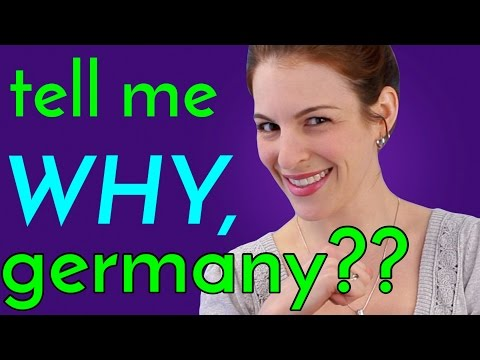 7 Questions I Have For Germans (About German!)