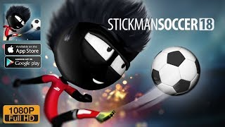Stickman Soccer 2018 (Android/IOS) Gameplay Full HD by Djinnworks GmbH