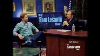 The Sam Lesante Show - WKRZ DJ 'Jumpin' Jeff Walker