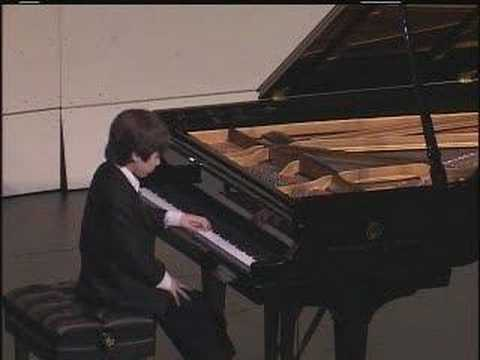 Young pianist plays in International Piano Competition,pt. 2