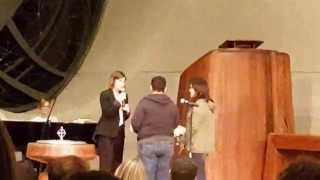 Carrie Brownstein & Amy Poehler Officiate Wedding