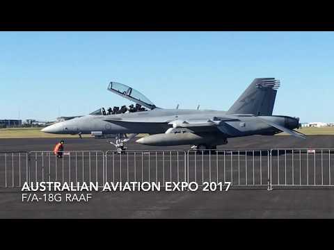 RAAF - E/A-18G
