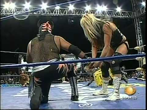 La Diabolica, Cynthia Moreno y Billy Boy vs Mary, Faby ...