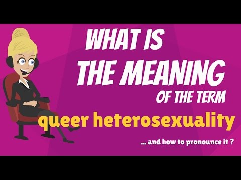 Herterosexual what does it mean
