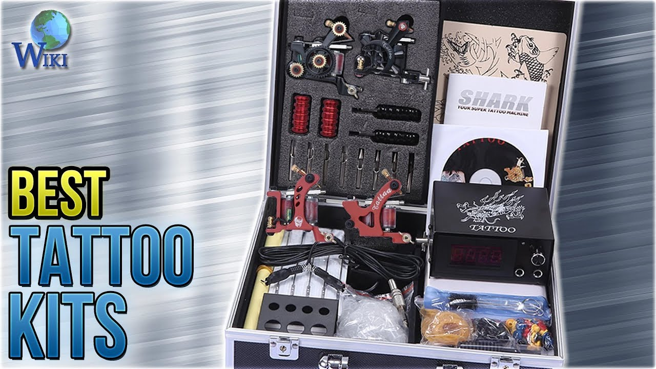 7 Best Tattoo Kits 2018