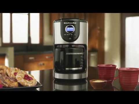 KitchenAid® 12-Cup Coffee Maker