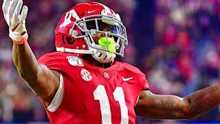 Alabama WR Henry Ruggs 2019 Highlights