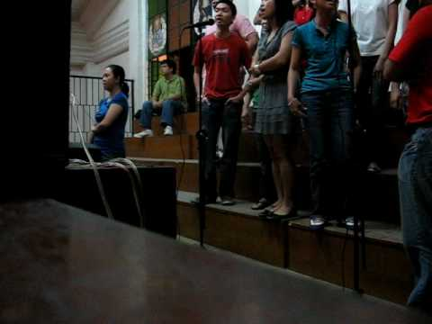 A Christmas Praise by the Elohist Choir