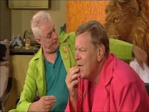 Warren Clarke : TV Bloopers & Outtakes : History Of The World : www.debbiecurtis.co.uk