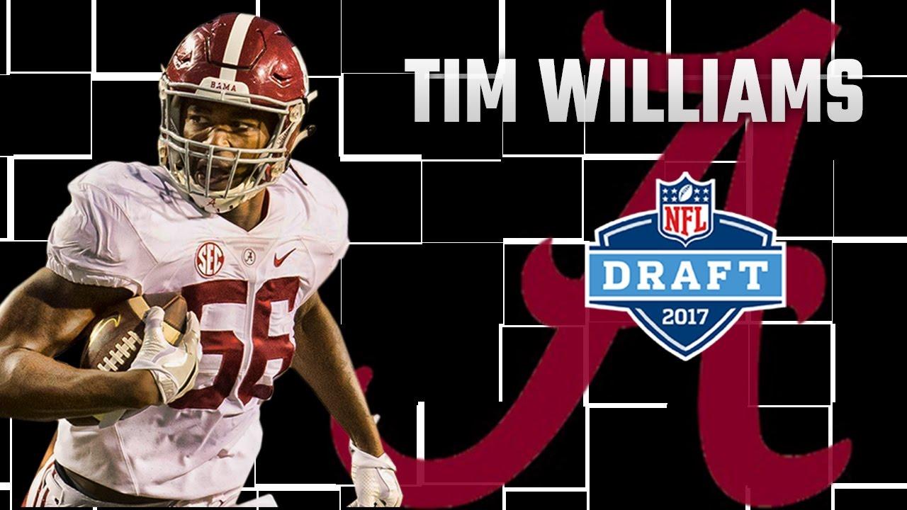 Tim Williams NFL Jersey