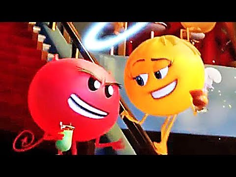 THE EMOJI MOVIE : BEST Video Clips & Trailers (2017) Animation, Kids Movie HD