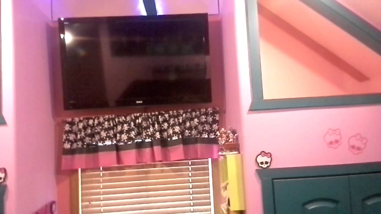 Exceptionnel Monster High Bedroom, Most Awesome   YouTube