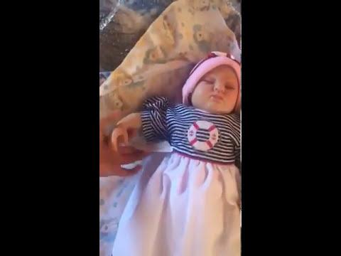 Un bebe mas entregado