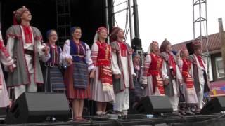 Аркан   Волинський Танець   Український Фестивал в Торонті 2015 9 19