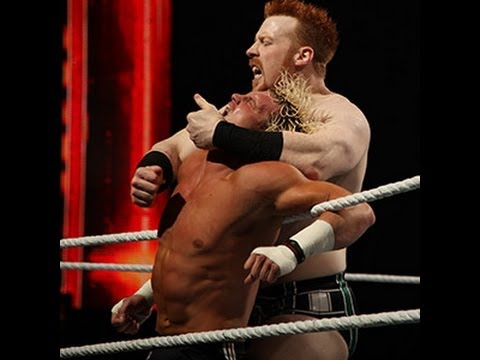 Raw - Raw: Sheamus vs. Dolph Ziggler thumbnail