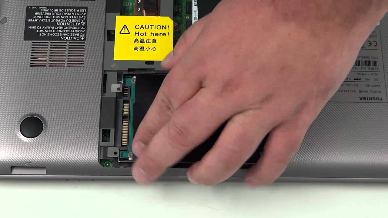Toshiba Satellite P845 HDD Protection Driver PC