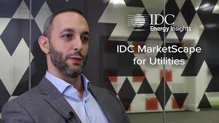 Jean-François Segalotto on the IDC MarketScape for Utilities