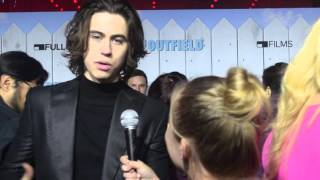 Top Viner Nash Grier Interview at Outfield Movie Premiere
