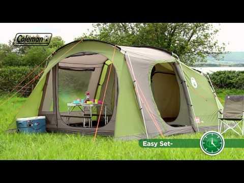 Coleman® Da Gama 5 Family Camping Tent