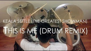 Download Lagu Keala Settle | This Is Me (from The Greatest Showman) | Drum Cover Mp3