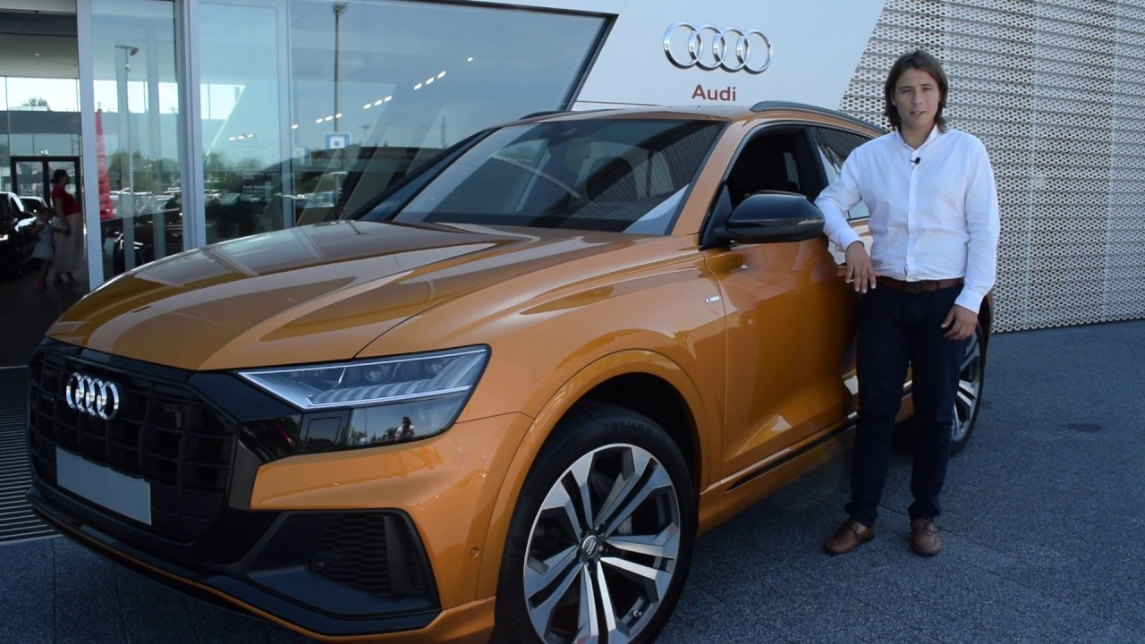 Test Audi Q8 Youtube