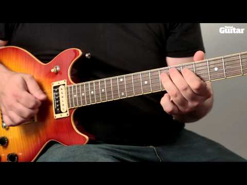 Guitar Lesson: RGT Performance Award - Level Four lead guitar