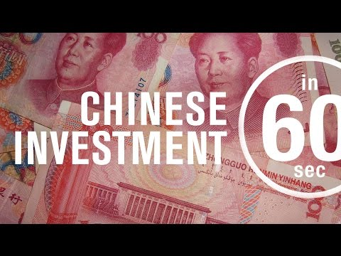 Should Americans be scared about Chinese investments? | IN 60 SECONDS