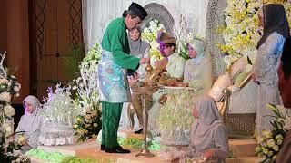 Wedding Reception Amalina & Tengku Aliff