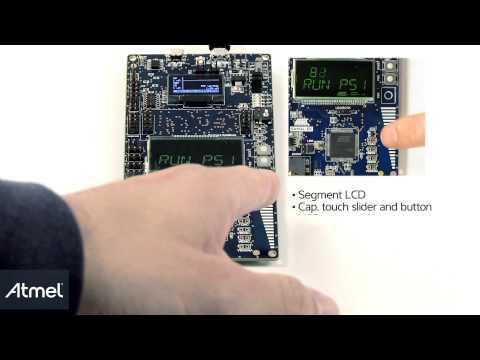 Introducing the Atmel   SMART SAM4L-EK