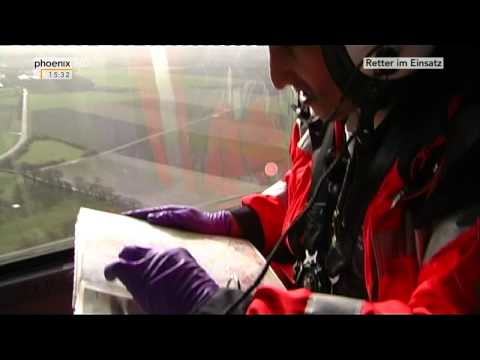 Dokumentation: Die Rettungsflieger von Christoph Europa 1
