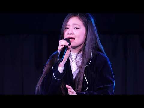 和智日菜子「Tears (X Japan)」2018/04/01 Sing Girls Stage vol.5 日本橋 J.Bridge
