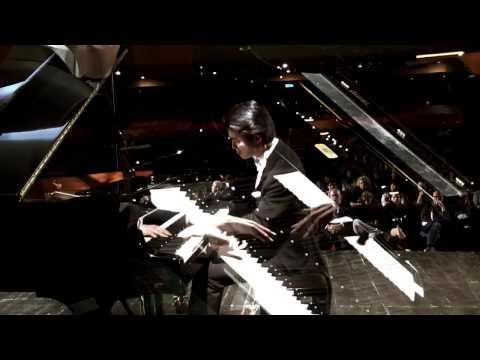 Haiou Zhang plays Scriabin