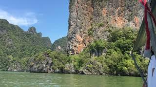 Thailand - Phuket - Travelling to James Bond Island