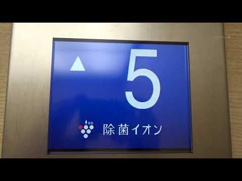 【リテイク 3回目】姫路じばさんビルの荷物用エレベーター(フジテック    エクシオール)