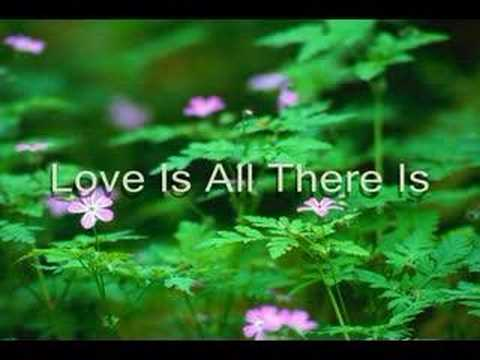 The Boss - Love Is All There Is